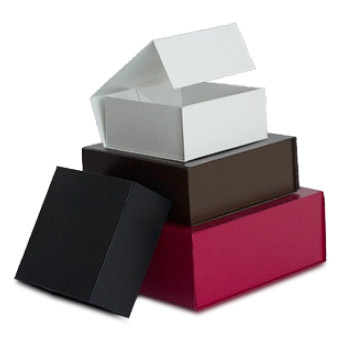 Folding Magnetic Boxes
