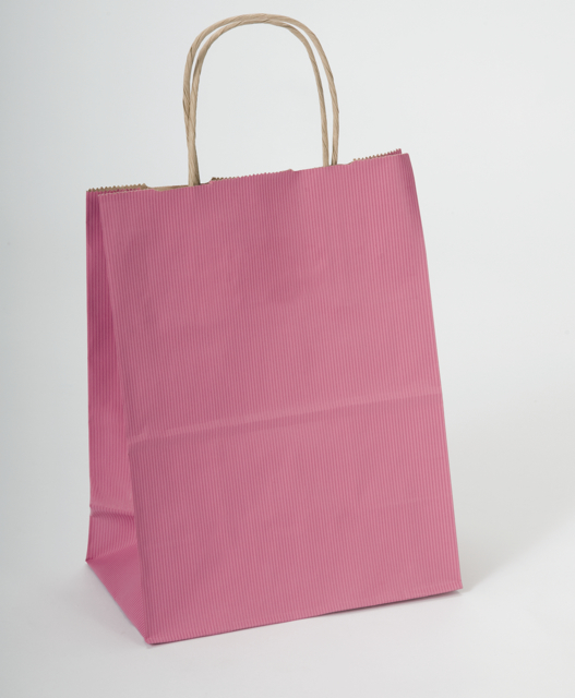 Lipstick Tint Kraft Paper Shopping Bag