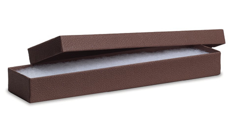 Jewelry Boxes - Cocoa Embossed