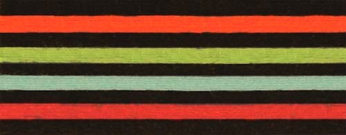Cotton Ribbon: metro stripes pattern