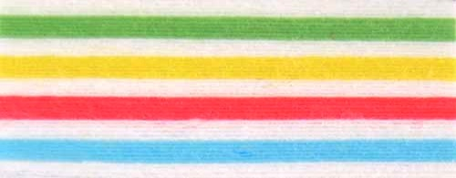 Cotton Ribbon: spring stripes pattern