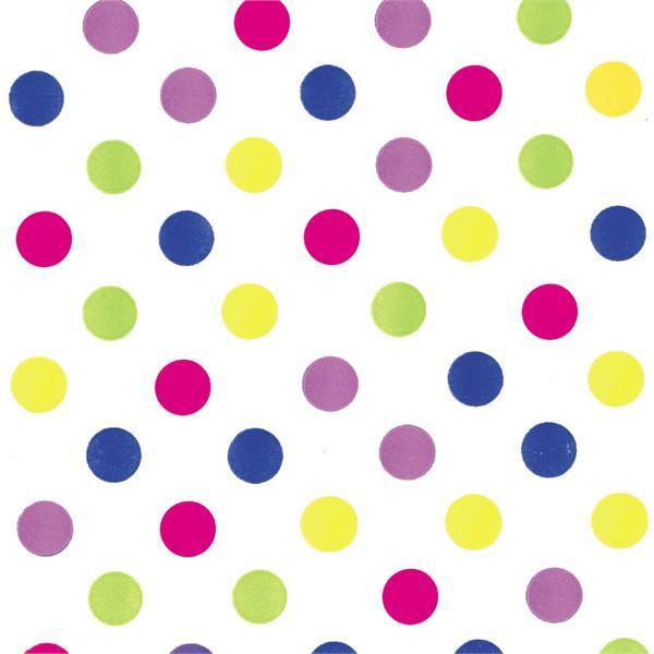 Dot Print Tissue Paper