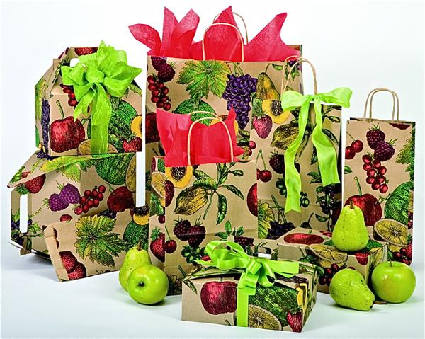 Fruit Bowl Bags and Boxes