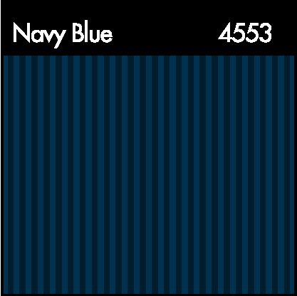 Navy Blue Tint with Shadow Stripes Gift Wrap