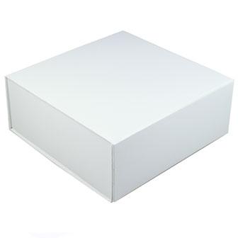 White Glossy - 10 x 10 x 4-1/2