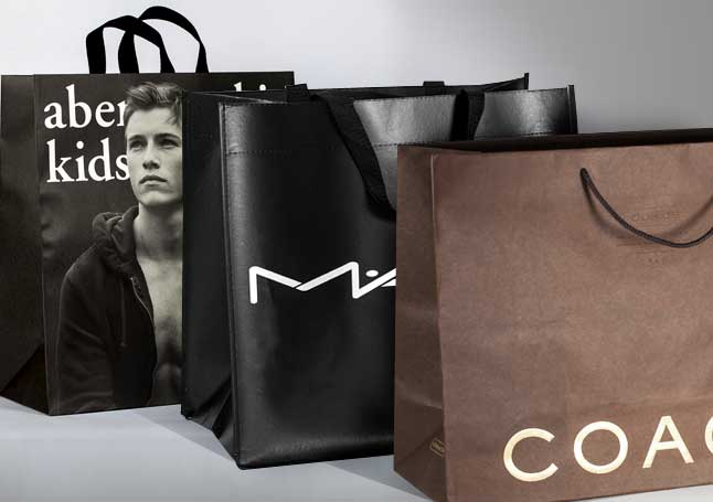 Custom Shopping Bags, Luxury Retail Packaging Wholesale