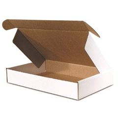 custom corrugated boutique shipping boxes printed