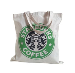 Custom Cotton Tote Shopping Bags