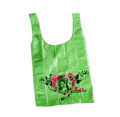 Custom Tyvek Tote Shopping Bags