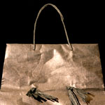 Paper Twisted with Tassle Shopping Bag Handle