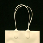 Plastic Snap Shopping Bag Handle