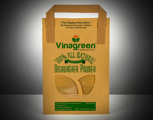 eco friendly sustainable, green product packaging