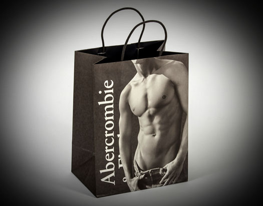 Abercrombie Shopping Bag