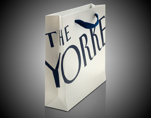 New Yorker Shopping Bag