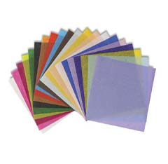 Stock Colored Tissue Paper