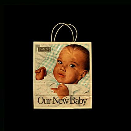 New Baby Shopping Bag