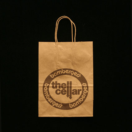 Bamberger's Shopping Bag