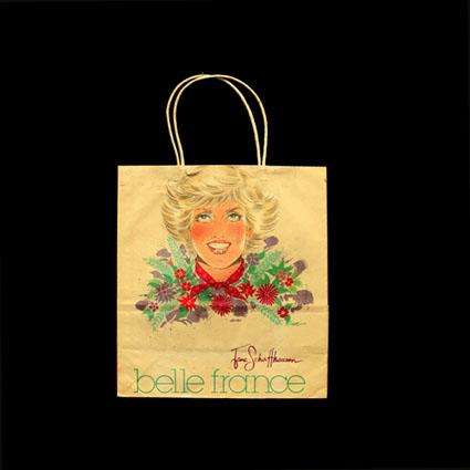Belle France Shopping Bag