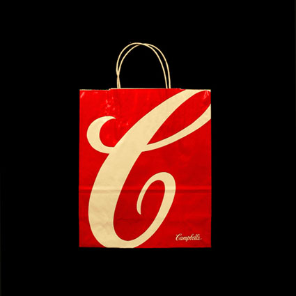 Campbell's Soup Shopping Bag
