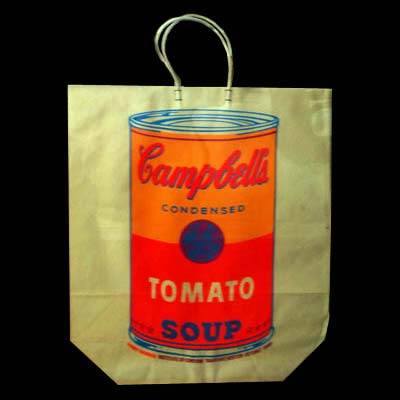 Campbell's Tomato Soup Bag