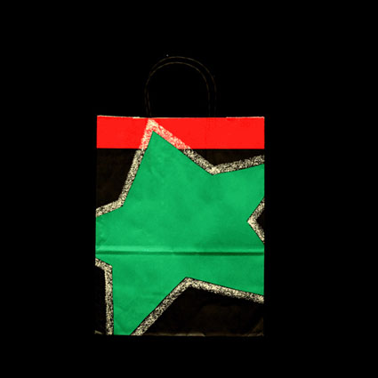 Conran's Christmas Shopping Bag