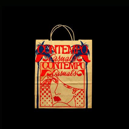 Contempo Casuals Shopping Bag
