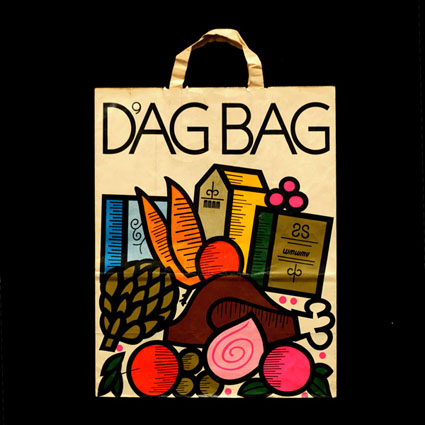 D'Agostino Supermarkets Shopping Bag