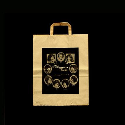 Glamour Tress Shopping Bag
