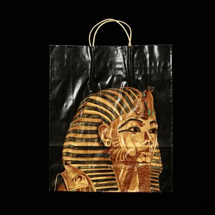 King Tut Shopping Bag
