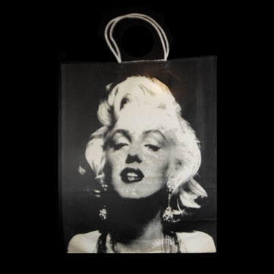 Marilyn Monroe Shopping Bag