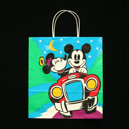 Mickey & Minnie Mouse Bag