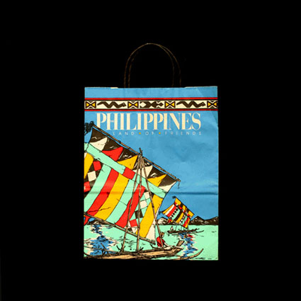 Philippines Shopping Bag