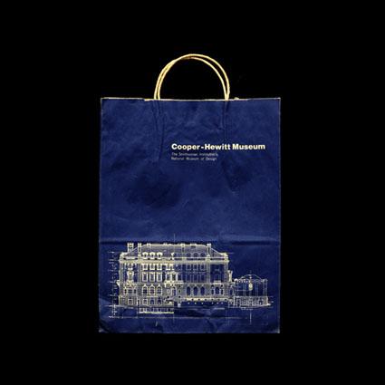 Smithsonian Shopping Bag
