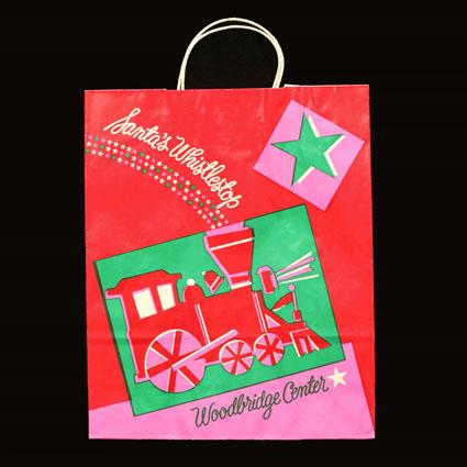Woodbridge Center Shopping Bag