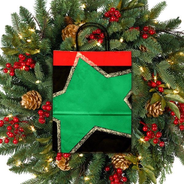 Conran's Especially For Christmas Shopping Bags