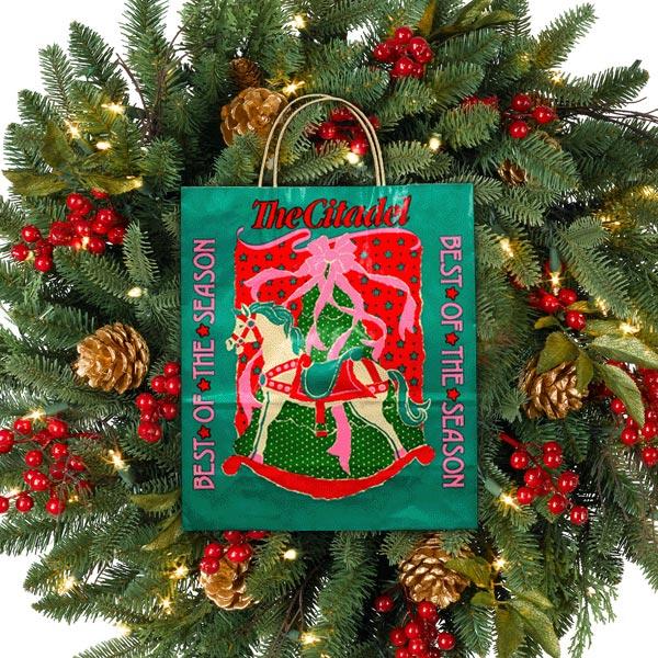 The Citadel Holiday Season Shoppers
