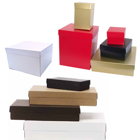 Luxury Rigid Folding Boxes