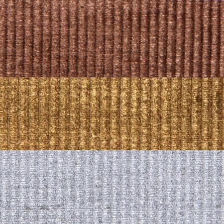 Metallic Cotton Ribbon