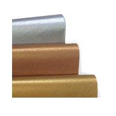 Precious metals / Metallic tissue