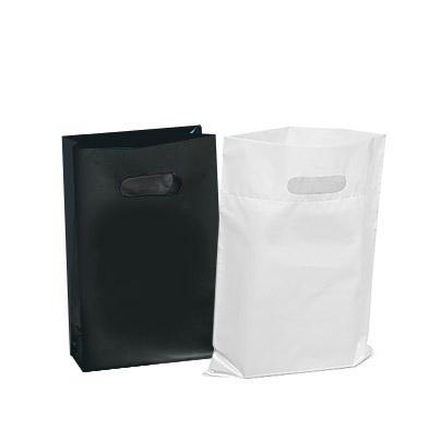 Plastic Die Cut Bags