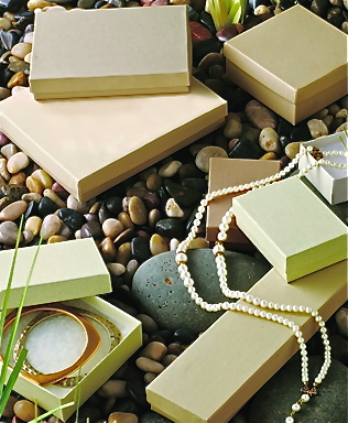 Earth Friendly Jewelry Boxes