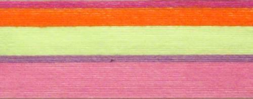 Cotton ribbon: hot stripes pattern