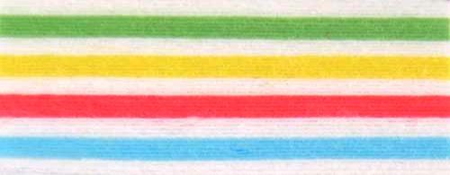 Cotton Ribbon: spring stripes pattern