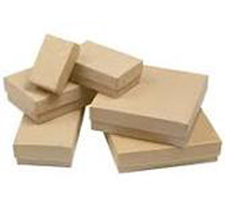 Brown Kraft Jewelry Boxes