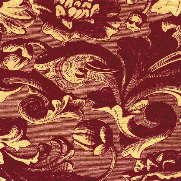 Gothic Print Tissue Paper