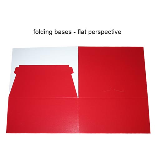 folding bases - flat perspecitive