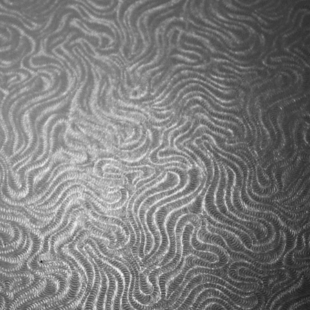 Black & White close up of Swirl pattern option