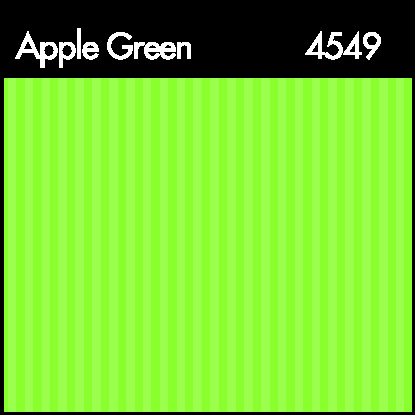 Apple Green Tint with Shadow Stripes Gift Wrap