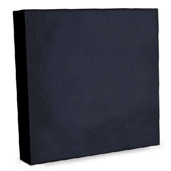 Black Glossy - 9-1/4 x 9-1/2 x 1-3/4