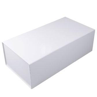 White Glossy - 13 x 6-1/2 x 4-1/4